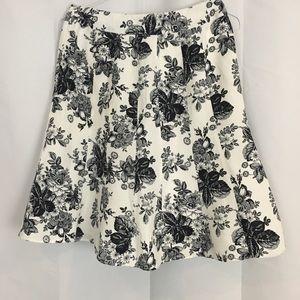 Loft Ann Taylor Short Skirt